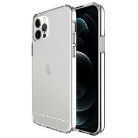 Чехол-накладка TT Phoenix Full 2mm TPU Case Series для iPhone 12 Pro Max (Прозрачный)