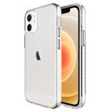 Чехол-накладка TT Phoenix Full 2mm TPU Case Series для iPhone 12 (Прозрачный)