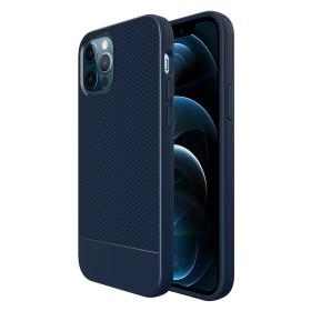 Чехол-накладка TT Snap Case Series для iPhone 12 Pro Max (Синий)