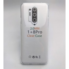 Защитный чехол для OnePlus 8 Pro - Anti-Drop 2mm Series, TPU (Clear)