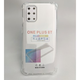 Защитный чехол для для OnePlus 8T - Anti-Drop Air Pillow Series, 1.5mm TPU (Clear)