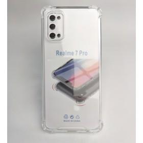Защитный чехол для для Realme 7 Pro - Anti-Drop Air Pillow Series, 1.5mm TPU (Clear)