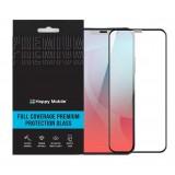 Защитное стекло для iPhone 11 Pro Max / Xs Max - 3D Happy Mobile ULTRA-THIN Ultra Glass Premium (Asahi glass) (Black)