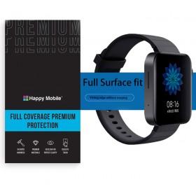 Защитная пленка гидрогель для Xiaomi Mi Watch 3100 - Happy Mobile 3D Curved TPU Film (6шт.) (Devia Korea TOP Hydrogel Material)