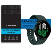 Защитная пленка гидрогель для Samsung Galaxy Watch 4 40mm - Happy Mobile 3D Curved TPU Film (6шт.) (Devia Korea TOP Hydrogel Material)