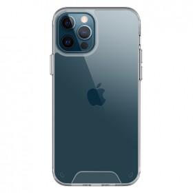 Чехол-накладка TT Space Case Series для iPhone 12 Pro Max (Clear)