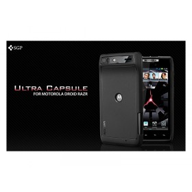 Чехол для Motorola DROID RAZR (SPIGEN SGP Slim Case Ultra Capsule Series)