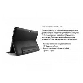 Чехол SGP Leinwand для Samsung p7500 p7510 Galaxy Tab 10.1 (black)