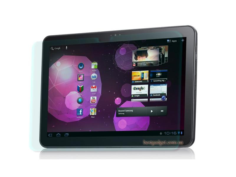 Глянцевая защитная плёнка EPIK для Samsung Galaxy Tab 10 1 p7100