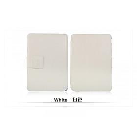 Кожаный чехол для Samsung N8000 Galaxy Note 10.1 (IсareR White)