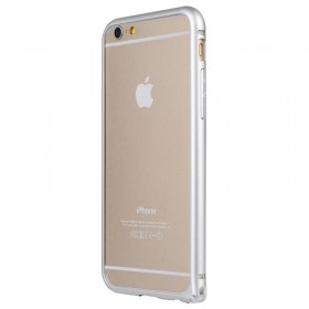 Бампер Baseus Beauty arc для iPhone 6 (Серебро)