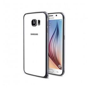 Бампер Baseus Beauty arc для Samsung Galaxy S6 (Черный)