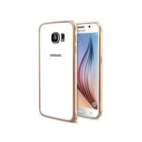 Бампер Baseus Beauty arc для Samsung Galaxy S6 (Золото)