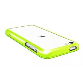 Бампер Pinlo United для iPhone 5c (Aluminum Green) + пленка