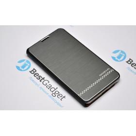 BASEUS! Чехол серии Noble business leather для Samsung Galaxy Note 3 N9000 (Черный)