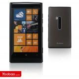 Чехол 2в1 для Nokia Lumia 920 (Yoobao black) + защитная плёнка