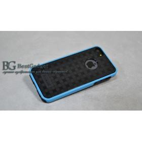 Чехол 2в1 IcareR для iPhone 5 / 5s / SE (Double Dream Color) *Blue