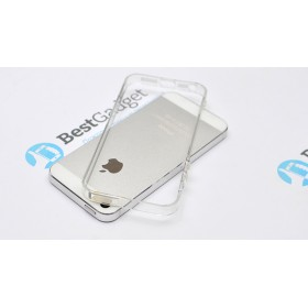 Чехол бампер Pinlo BLADEdge для iPhone 5 / 5s (Прозрачный)