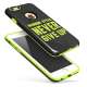 Чехол Baseus Fashion style для iPhone 6 / 6S (Black/Fluorescent green)