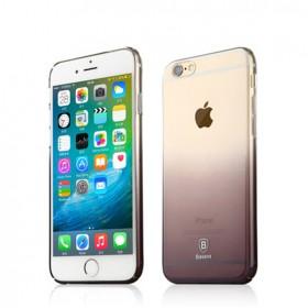 Чехол Baseus Gradient для iPhone 6 / iPhone 6S (Черный)