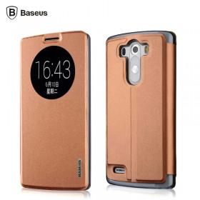 Чехол Baseus Primary color для LG G3 ((Золотой (*сокошком))