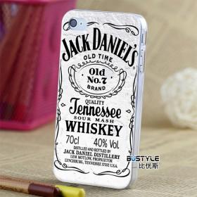 Чехол BUSTYLE для iPhone 4 / 4s (Виски Белый - SZUV-I4-TPS021)