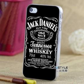 Чехол BUSTYLE для iPhone 4 / 4s (Виски Черный - SZUV-I4-TPS023)