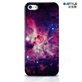 Чехол BUSTYLE для iPhone 5 / 5s (Космос - SZPC-IP5-1437)