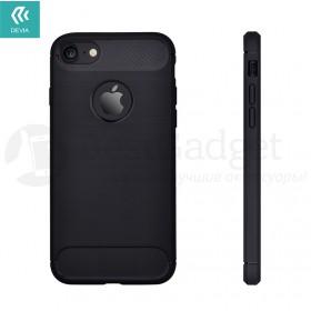 Чехол Devia Buddy TPU для iPhone 7 Plus (Black)