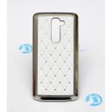 Чехол Diamond Cover для LG G2 | Белый