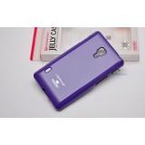 Чехол Goospery Jelly для LG Optimus L7 II P713 (Mercury Фиолетовый)