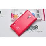 Чехол Goospery Jelly для LG Optimus L7 II P713 (Mercury Малиновый)