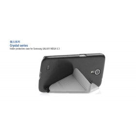 Чехол HOCO Crystal для Samsung i9200 Galaxy Mega 6.3 (Black)