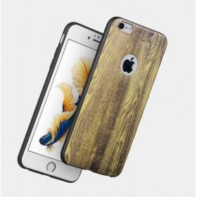 Чехол HOCO Element series Wood grain для iPhone 6 / 6s (Elm wood)