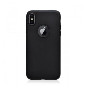 Чехол HOCO Fascination series TPU для iPhone X (Черный)