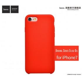 Чехол HOCO Original Series Silica Gel для iPhone 7 | 8 (Red)