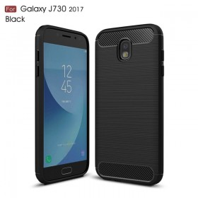 Чехол iPaky TPU Shockproof Lasi Series Samsung Galaxy J7 2017 j730 (Black)