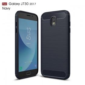 Чехол iPaky TPU Shockproof Lasi Series Samsung Galaxy J7 2017 j730 (Blue)