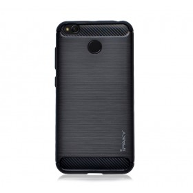 Чехол iPaky TPU Shockproof Lasi Series Xiaomi Redmi 4x (Black)