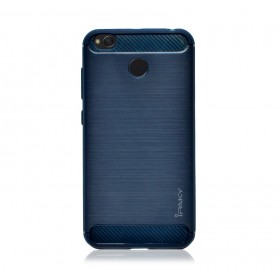Чехол iPaky TPU Shockproof Lasi Series Xiaomi Redmi 4x (Blue)