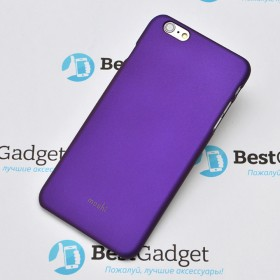 """Чехол Moshi iGlase """"Snap on Case"""" для iPhone 6 Plus + (Фиолетовый)"""