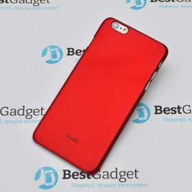 "Чехол Moshi iGlase ""Snap on Case"" для iPhone 6 Plus + (Красный)"