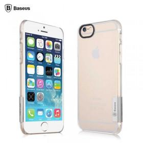 Чехол накладка Baseus Sky для iPhone 6 (Серебро)