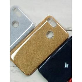 Чехол накладка силикон Dream for Xiaomi Mi5X / Mi A1 (Дождь Gold)