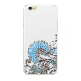 Чехол накладка HOCO Super Star TPU для iPhone 6 / 6s (Дебри)