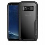 Чехол накладка iPaky Survival TPU + Bumper для Samsung Galaxy S8 Plus (G955) Black