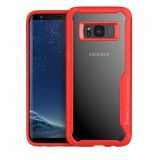 Чехол накладка iPaky Survival TPU + Bumper для Samsung Galaxy S8 (G950) Red