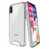 Чехол-накладка TT Space Case Series для iPhone X (Clear)
