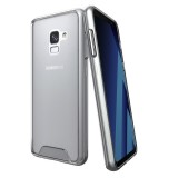 Чехол-накладка TT Space Case Series для Samsung Galaxy A8 Plus (2018) (Clear)