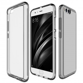 Чехол-накладка TT Vision Case Series для Xiaomi Mi6 (Clear Gray)